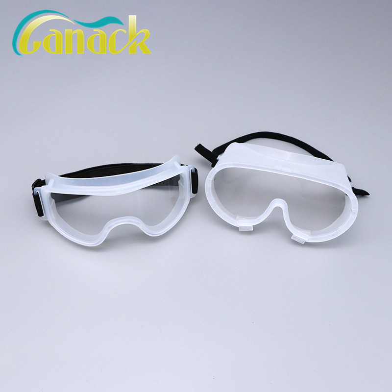 Medical protective goggles
